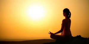 SIGNIFICANCE OF THE THOUGHT PROCESS IN MEDITATION