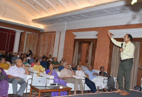 Lecture on Jainism
