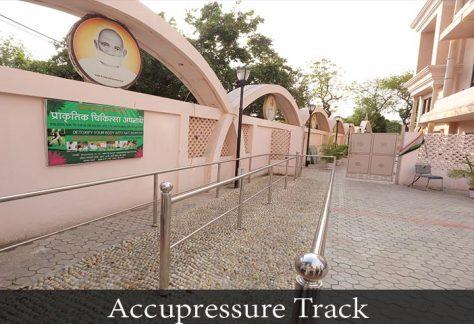 Acupressure Track