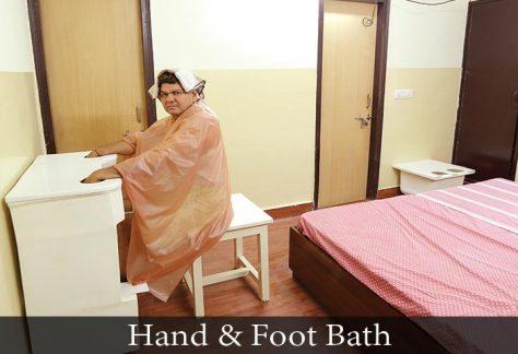 Hand & Foot Bath
