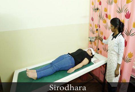 Sirodhara